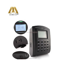 ZK 125khz RFID card and keyboard access control and time attendance device door security access control systems SC103(Hong Kong,China)