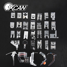 New Domestic Sewing Machine Presser Foot Feet Kit Set 32pcs Free Shipping For Brother Singer Janome(China)