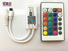 led controller 16Million colors Wifi RGB/ RGBW led controller smartphone control music and timer mode magic home wifi