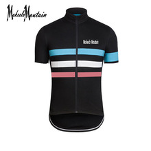 Mokeelo Moutain Brand New Men Cycling Jerseys 2017 Breathable Short Sleeve Summer Cycling Jersey Bicycle Clothes Female