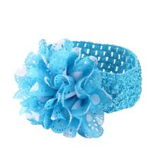 Buy direct from China Girls Boys Headbands Flower Hair Accessories Hair Band Children's fashion girl moda infantil menina