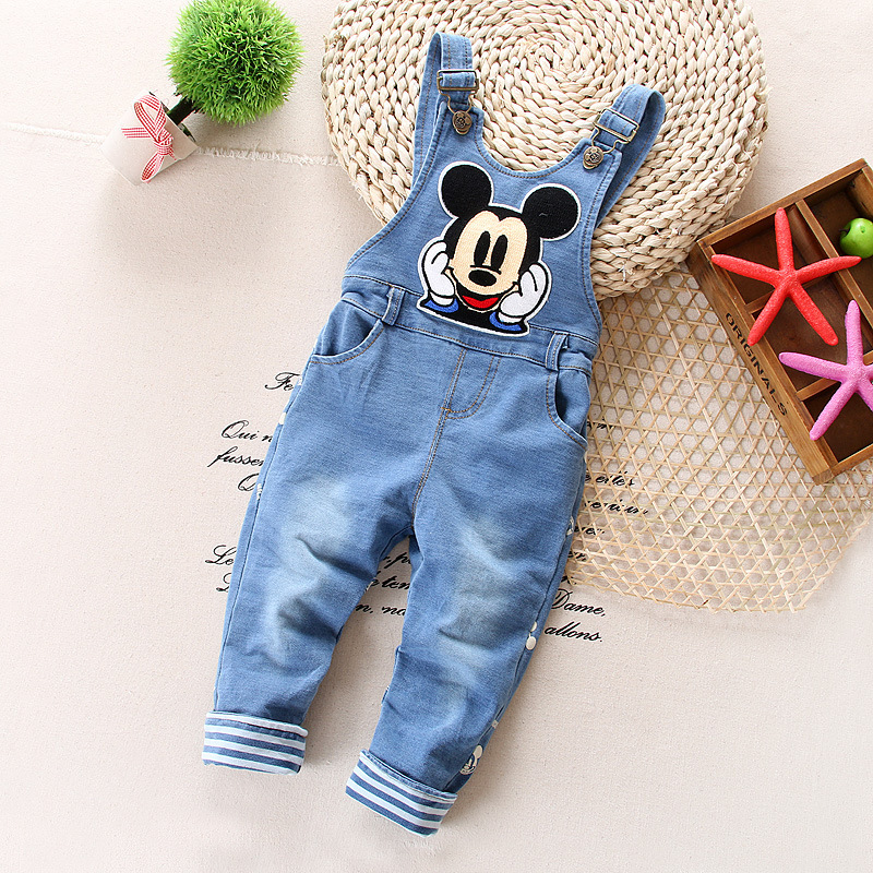 free shipping 2017 spring autumn child  Cartoon cowboy overalls,baby boys rompers<br><br>Aliexpress