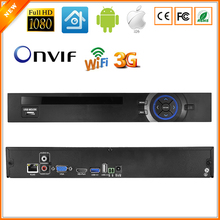 Full HD 1080P CCTV NVR 32CH HI3535 Processor Security Network Recorder 32CH 1080P NVR Support Wifi 3G RTSP 32CH 1080P/16CH 4MP