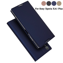 Buy TIKONO Sony Xperia XA1 Plus Case Cover Leather Luxury Flip Protective Phone Case Sony Xperia XA1 Plus Dual G3412 Case for $6.39 in AliExpress store