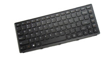 Laptop keyboard For LENOVO IDEAPAD Y410 Y410P With Black frame US united states edition(China)