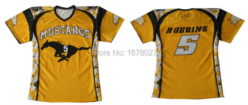 China Manufacture American Football Jerseys Wholesale(China)