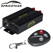 APRICOTCAR GPS Car Tracker Internet GSM SMS GPRS Locator Anti-theft Car Alarm System Motorcycle Tracking Equipment Long Life New(China)
