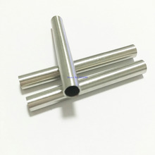 10pcs/lot PT100 DS18B20 Temperature Sensor Stainless Steel Casing Pipes Protective Sleeve 6*50mm