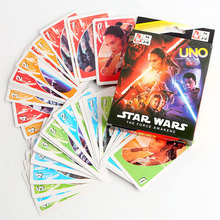 Star Wars : The Force Awakens  UNO Game Card Collection Cards