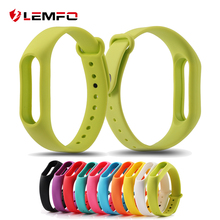 For xiaomi Mi band 2 Strap smart bracelet wristband bracelet For miband 2 generation light replacement strap