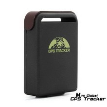GPS Tracker Mini Global Real Time 4 Bands GSM/GPRS TK102 gps Tracking device car tracker tk102b(China)