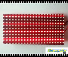 cheap price p10 semi-outdoor LED display red color LED module 320*160mm size for LED display Scrolling message led sign