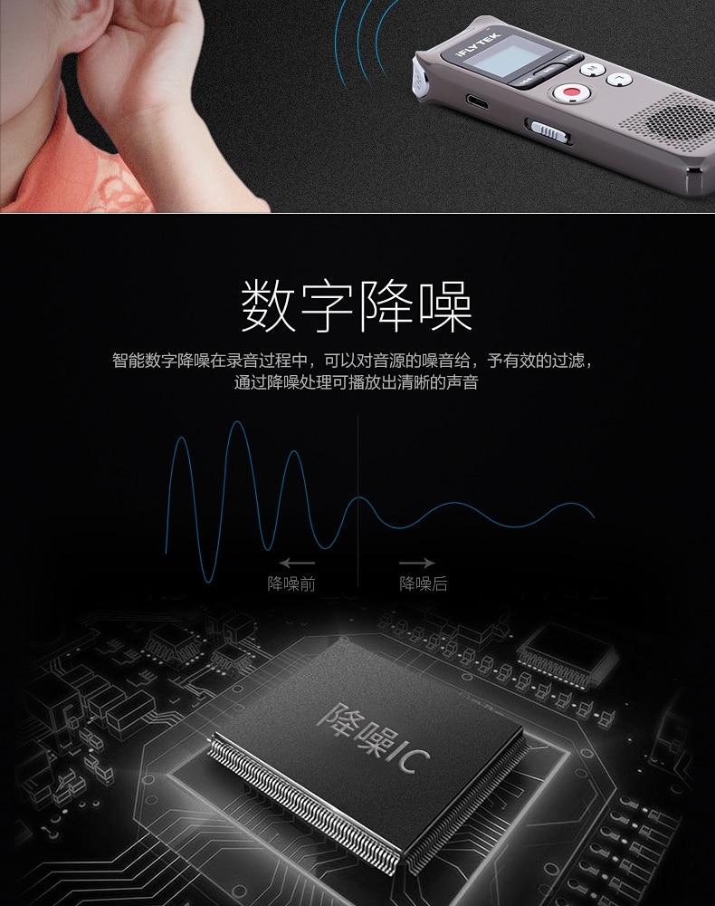 Iflytek Portable Digital Voice Recorder (8)