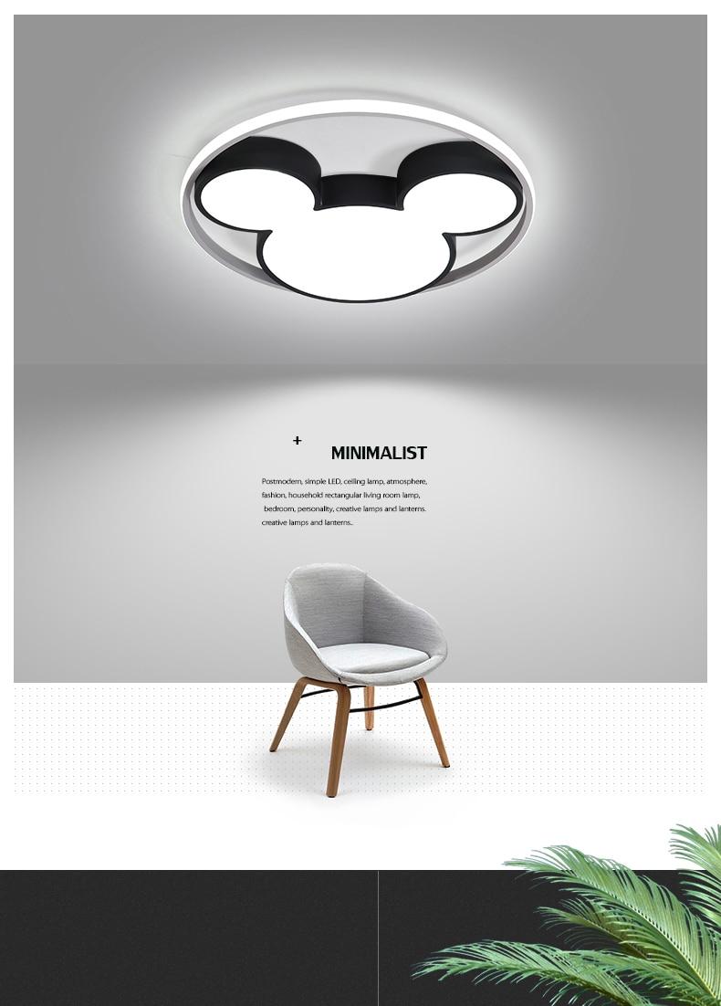 modern led ceiling light fixtures ceiling lamps for living room bedroom plafondlamp 2