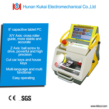 CE Approved Portable Computerized Electronic Universal Car Key Cutting Machine SEC-E9