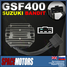 Relay voltage regulator rectifier for SUZUKI GSF BANDIT 400 GSF400 BANDIT400 street sport bike streetbike sportbike