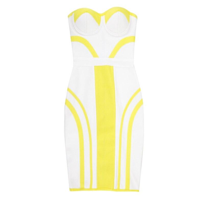 Leger Babe Bandage Dress151