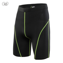 Men Breathable Quick Dry Compression Tights Gym Fitness Running Boxers Football Soccer Skinny Sports Training Basketball Shorts
