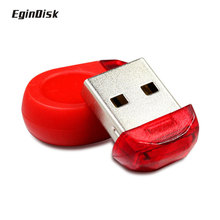 Mini Pendrive Gift Usb Flash Drive 64GB 32GB 16GB 8GB External Storage Device For PC/TV/Car Stereo Real apacity Memory Stick(China)