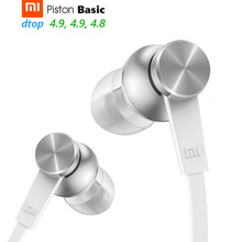 Original Xiaomi Piston Basic Edition Generation 3rd Earphone Series Headset In-Ear Reddot Design Award apperance