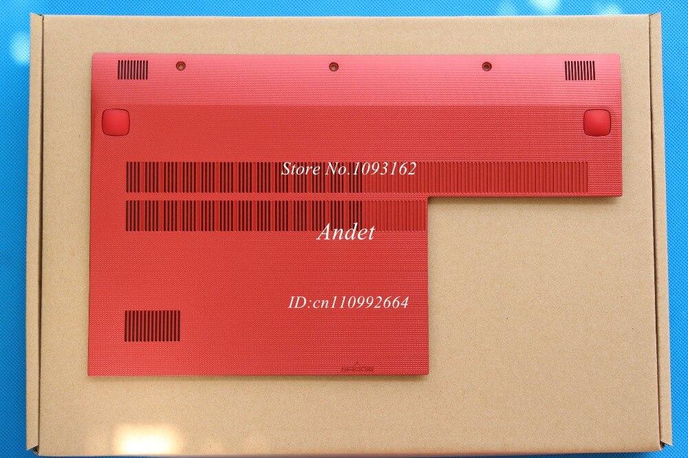 New Original for Lenovo G500S G505S 15.6 Bottom Case Cover Door Red AP0YB000J10 90203304<br><br>Aliexpress