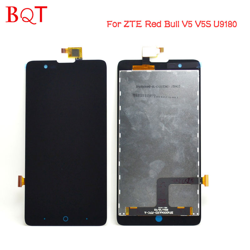 High Quality For ZTE V5 LCD Screen Display With Touch Screen Digitizer Panel Repiar For ZTE Red BULL U9180 V9180 N9180<br><br>Aliexpress
