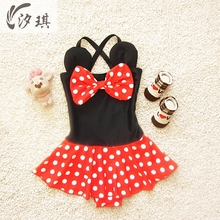 xiqi girls swimsuits children's swimwear girls one piece swimwear overalls bikini meisje children swimsuit for kids rash guard