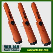 High quality waterproof gold detector,underground metal detector Gold Hunter AT Orange Color