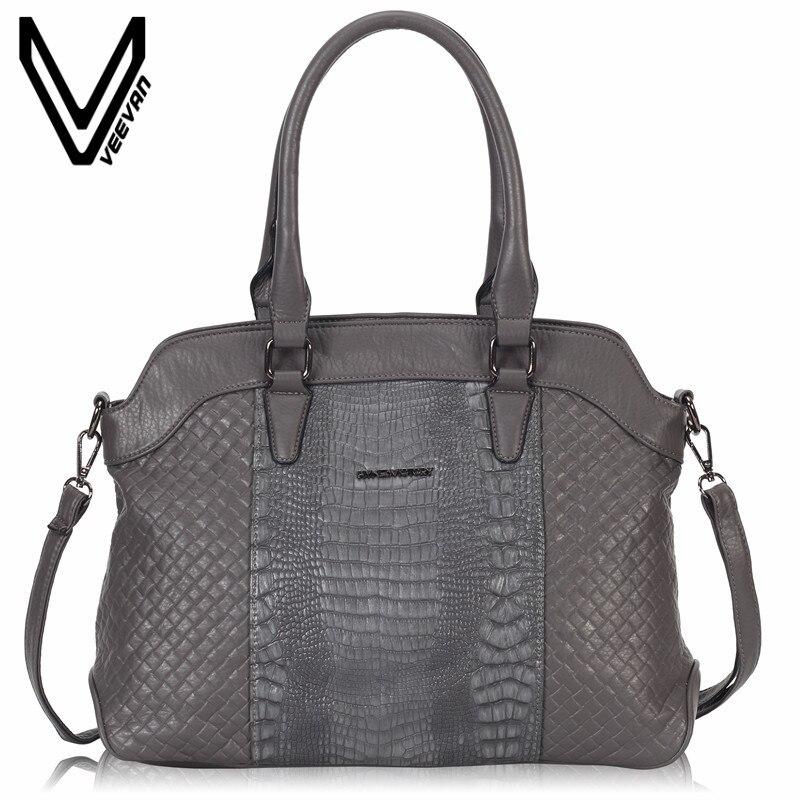 VEEVANV Designer Serpentine Office Lady Tote Bags Fashion Women Handbag Vintage Crossbody Messenger Bag Leather Shoulder Handbag<br>