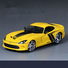 Maisto 1:24 Diecast Metal Cars Toy, Simulation Sportcar Models,Vehicles Rordster Model Toys, Kids Toys / Brinquedos