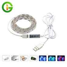 USB LED Strip 2835 RGB / White / Warm White 60LEDs/m 50CM / 1M / 2M Set