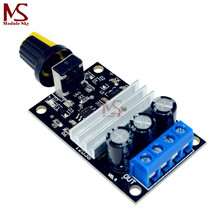 Smart Electronics PWM DC 6V 12V 24V 28V 3A Motor Speed Control Switch Controller Output Power Max 80W(China)