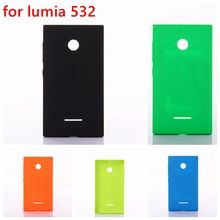 For Microsoft Lumia 730 case 735 Original Battery Housing Door Back Cover For Microsoft Lumia 532 435 Case Replace Phone Part