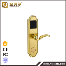 Door keys digital lock one way locks for hotel door