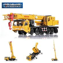 kids toys for children kaidiwei 1:87 scale model car diecast car model blaze car toy trucks lifting crane 625011