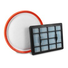 KROAK Pre & Post Motor HEPA Filter For Vax Power 6 C89-P6N-P Vacuum Cleaner Hoover Filter Pad