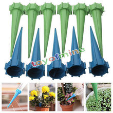 12pcs Automatic Watering Irrigation Spike Water micro drip Watering Kits Garden Plant Flower Drip Sprinkler Garden Supplies