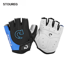 Buy Half Finger Cycling Gloves Anti Slip Gel Bike Gloves Men's Sport Bicycle Gloves S-XL 3 Colors for $3.73 in AliExpress store