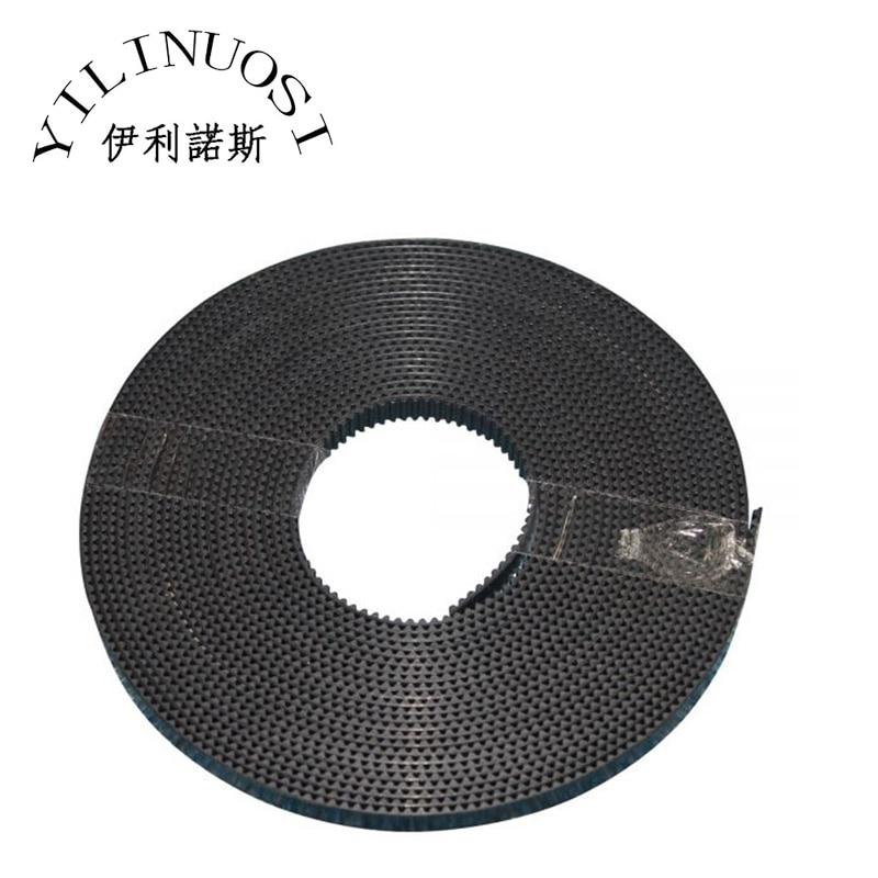 X-Axis 9 Meters 10-MTD3-9000 Timing Belt for Infiniti / Challenger Xaar Printhead Inkjet Printers(W:1cm)<br>