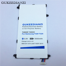 GUKEEDIANZI 5000mAh T4800E T4800C Li-ion Tablets PC Battery For Samsung Galaxy Tab Pro SM T320 T321 T325 Rechargeable Batteries(China)
