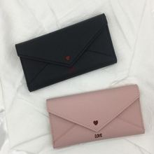 New Arrival Ulzzang Small Fresh Zero Wallet Multifunction Handbags Korea Style Fashion Casual Lady Shopping Dinner Party Wallet(China)