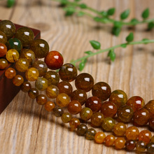 Fashion Natural Stone Beads DIY Handmade Jewelry Beads Crystal Agat Semi-Finished Products Wholesale Beads  Jewelry Making
