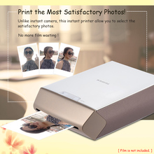 Fujifilm Instax SHARE SP-2 Mini Pocket WiFi Instant Smartphone Printer for iOS iPhone 7/7 plus/6/6s etc Samsung Huawei Android