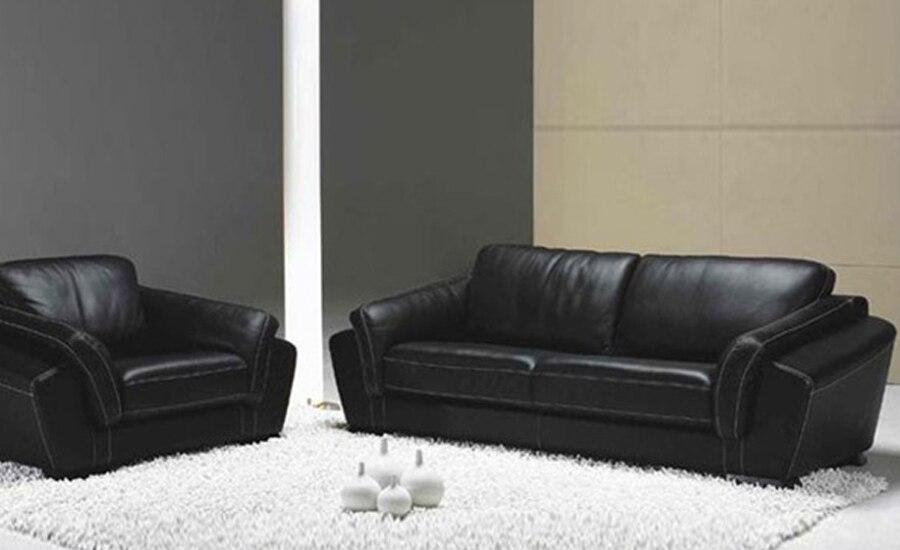 Italian Furniture Sofa 2013 Hot Sale High Quality Genuine Leather Sectional  123 Sofa Set, Free Shipping Sofa L9065
