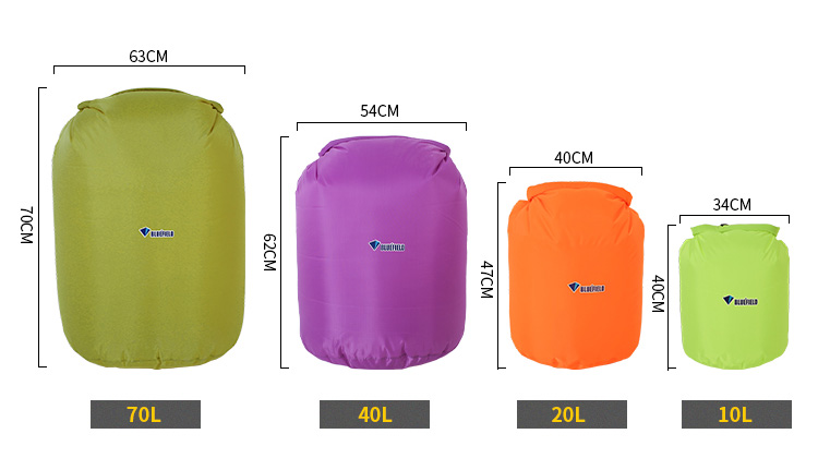 waterproof dry bag 10L 20L 40L 70L (5)