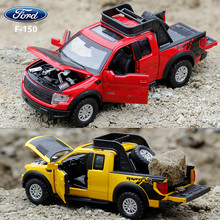 NEW 1:32 Ford f150 Toys Car Classic Alloy Antique Car Model collectors Christmas gift doll