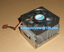 Replacement for HP XW4100 heat sink CPU Fan ( compatible soket 478 motherboard CPU heatsink fan  ) P/N: 312451-002