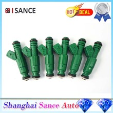 ISANCE 6Pcs Flow Matched Fuel Injector 0280155968 0280155968 For Audi BMW Chrysler Dodge Eagle Ford Mitsubishi VW Lancia(China)