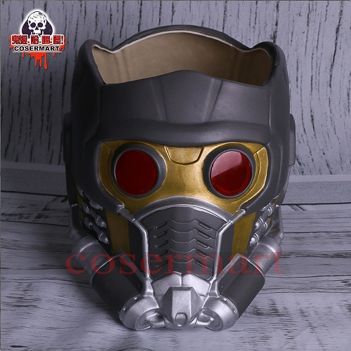 Guardians of the Galaxy Helmet Mask Cosplay Peter Quill Helmet Latex Star Lord Helmet Halloween Party Mask Adults (7)