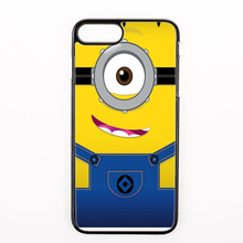 funny cartoon yellow Minions design Hard Cover Case For Sony Xperia X XA Z Z1 Z2 Z3 Z4 Z5 compact Premium C3 C4 C5 T2 T3(China)